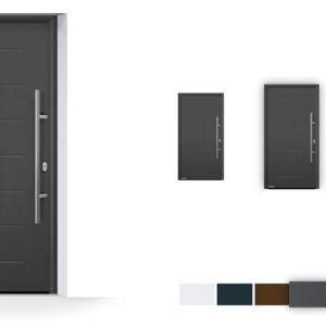 Drzwi Thermo65 mod. THP 010, 015, 515 klasa RC2